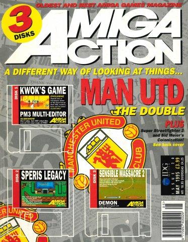 Amiga Action 070 (May 1995)