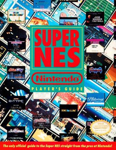 Super NES Nintendo Player's Guide
