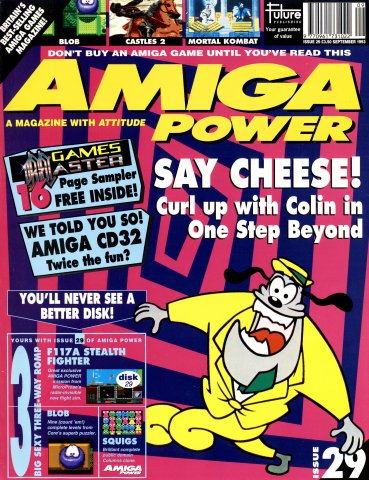 Amiga Power Issue 29 (September 1993)