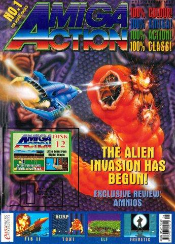 Amiga Action 023 (August 1991)