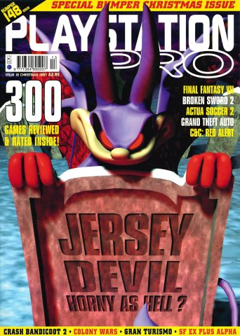 PlayStation Pro Issue 15 (Christmas 1997)