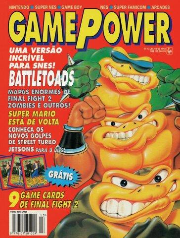GamePower Issue 013 (July 1993)