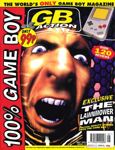 GB Action Issue 12 (May 1993)