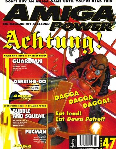 Amiga Power Issue 47 (March 1995)