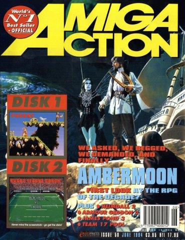 Amiga Action 058 (April 1994)