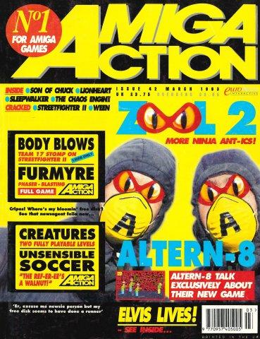 Amiga Action 042 (March 1993)