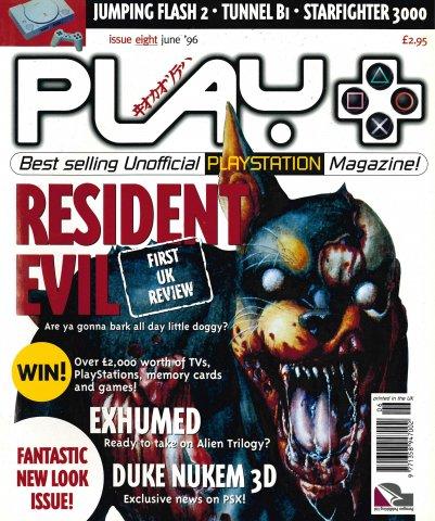Play UK 008 (June 1996)