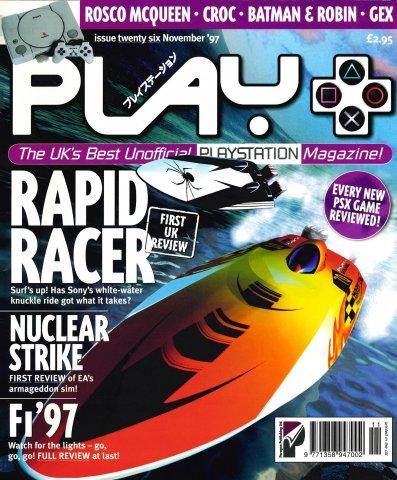 Play UK 026 (November 1997)