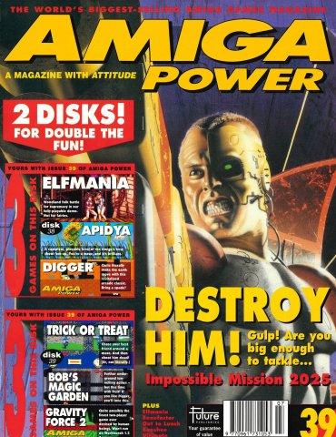 Amiga Power Issue 39 (July 1994)