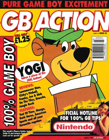 GB Action Issue 23 (March 1994)