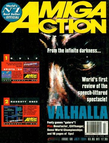 Amiga Action 059 (July 1994)
