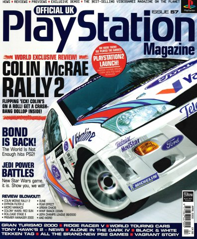 Official UK PlayStation Magazine Issue 057 (April 2000)