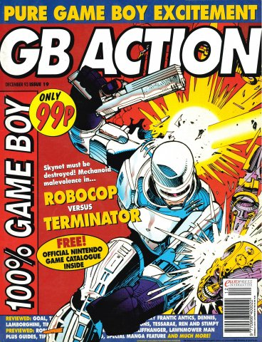 GB Action Issue 19 (December 1993)
