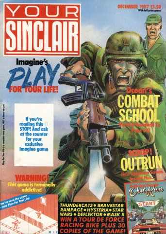Your Sinclair Issue 24 (December 1987)