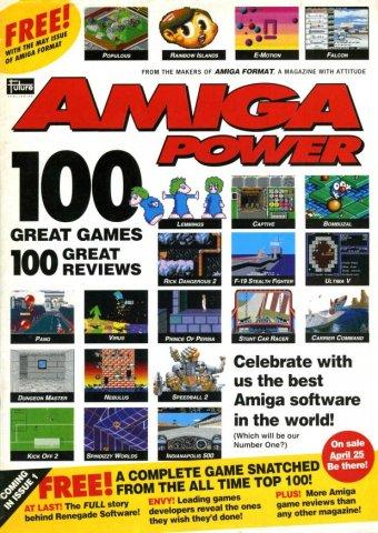 Amiga Power Issue 00 (May 1991)
