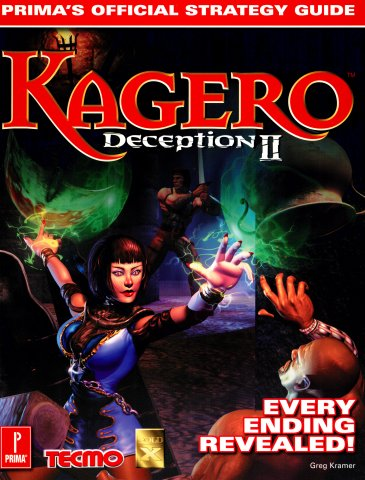 Kagero - Deception II - Prima's Offical Strategy Guide