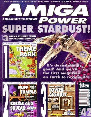 Amiga Power Issue 42 (October 1994)