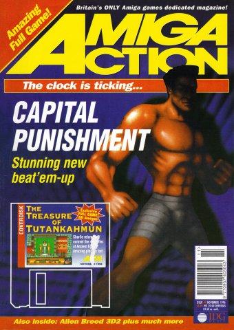 Amiga Action 088 (November 1996)