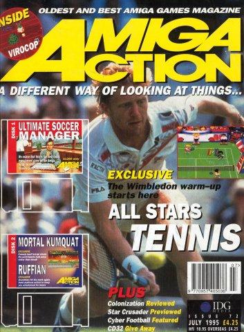 Amiga Action 072 (July 1995)
