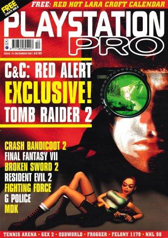 PlayStation Pro Issue 14 (December 1997)