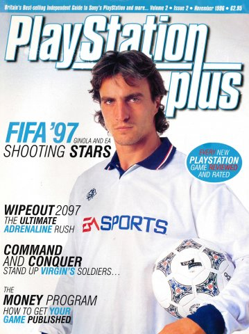 PlayStation Plus Issue 014 (November 1996)