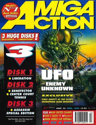 Amiga Action 056 (April 1994)