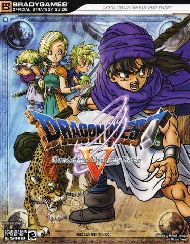 Dragon Quest V - Hand of the Heavenly Bride