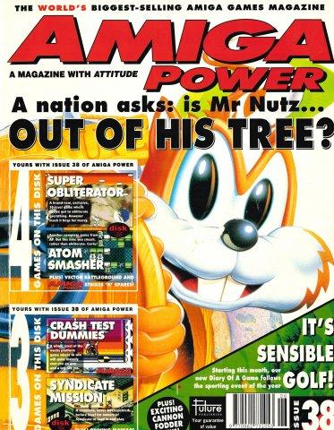 Amiga Power Issue 38 (June 1994)