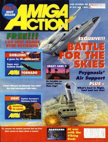 Amiga Action 036 (September 1992)
