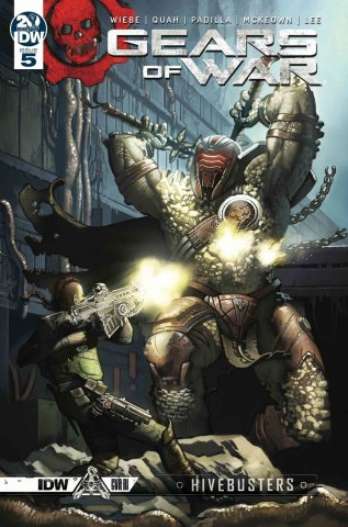 Gears of War: Hivebusters (IDW)