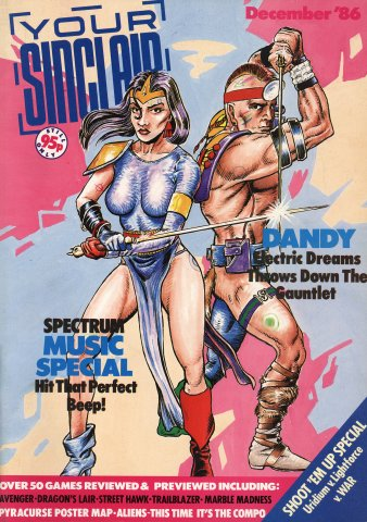 Your Sinclair Issue 12 (December 1986)