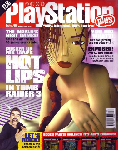 Playstation Plus Issue 037 (October 1998)