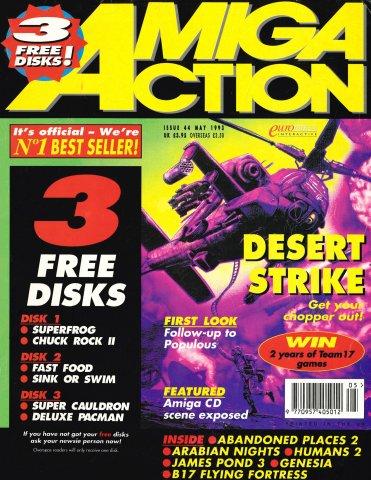 Amiga Action 044 (May 1993)