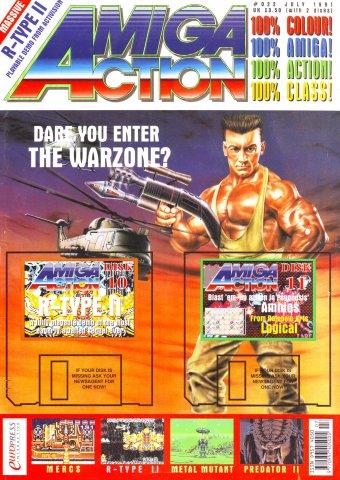 Amiga Action 022 (July 1991)
