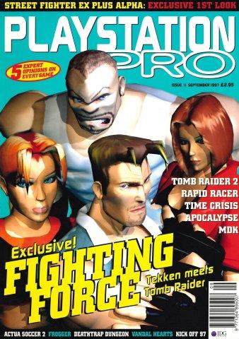 PlayStation Pro Issue 11 (September 1997)