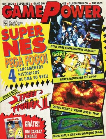 GamePower Issue 04 (October 1992)