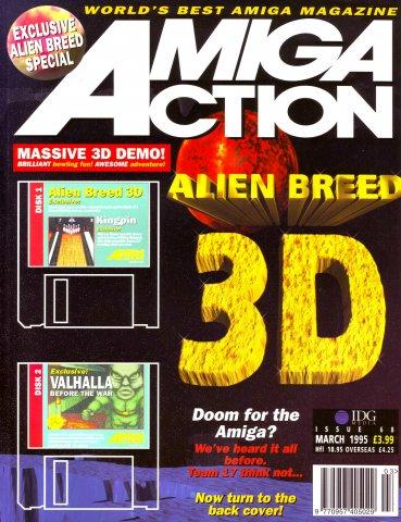 Amiga Action 068 (March 1995)