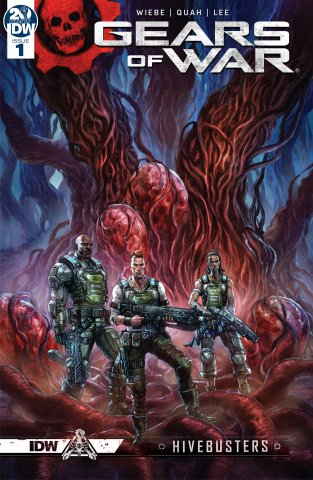 Gears of War - Hivebusters 001 (March 2019)