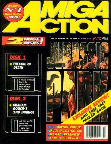 Amiga Action 050 (November 1993)