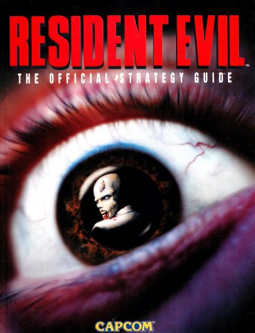 Resident Evil - The Official Strategy Guide