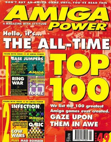 Amiga Power Issue 49 (May 1995)