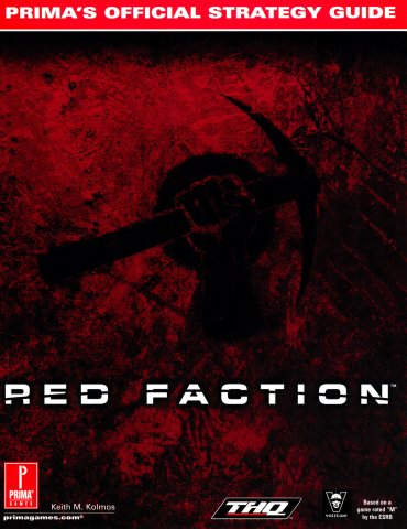 Red Faction - Prima's Official Strategy Guide