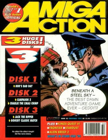 Amiga Action 052 (Christmas 1993)