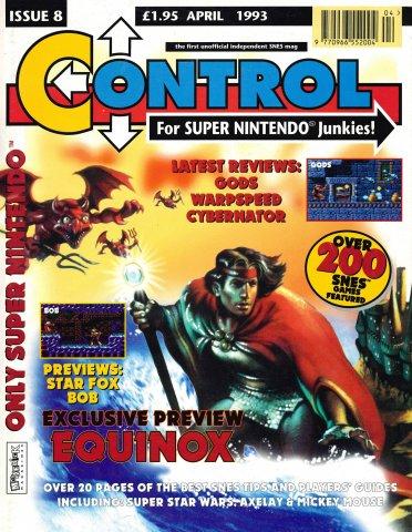 Control 8 (April 1993)