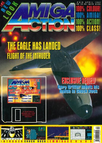 Amiga Action 019 (April 1991)