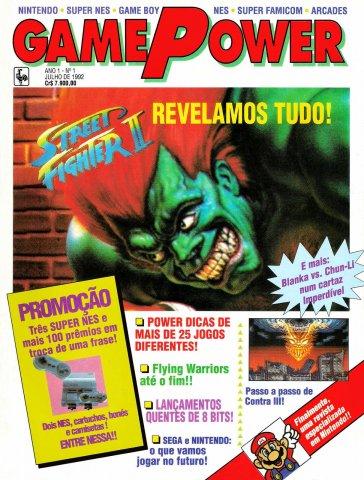 GamePower Issue 01 (July 1992)