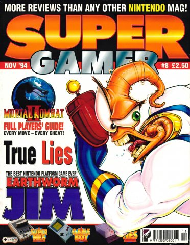 Super Gamer Issue 08 (November 1994)