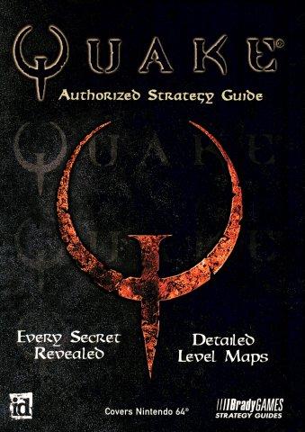 Quake Authorized Strategy Guide (Nintendo 64)