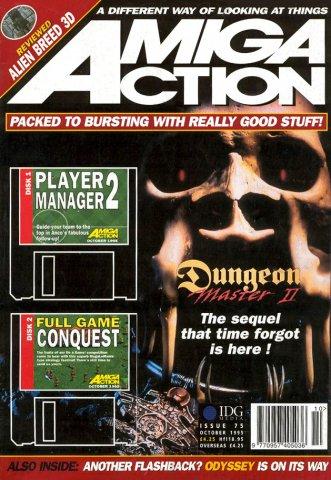 Amiga Action 075 (October 1995)