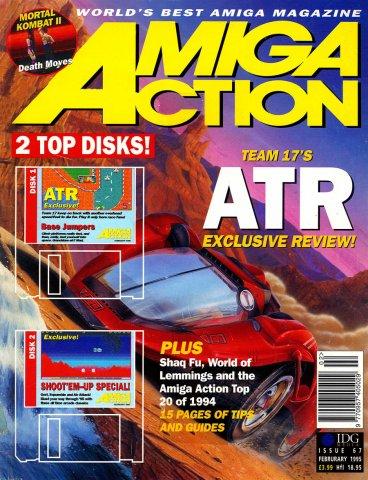 Amiga Action 067 (February 1995)